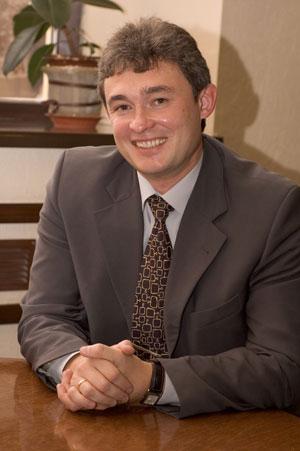 директор Екатеринбургского филиала ОАО «УРСА Банк» Максим Красников