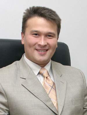 председатель Правления ОАО «МЕТКОМБАНК» Рустам Маматов