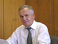 первый заместитель председателя правительства Свердловской области, министр промышленности Владимир Молчанов
