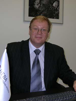 директор Екатеринбургского филиала Финансово-промышленной группы «Нева» Алексей Поздеев