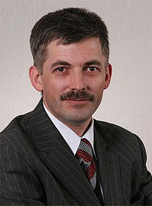 председатель правления ОАО «СКБ-банк» Владимир Пухов